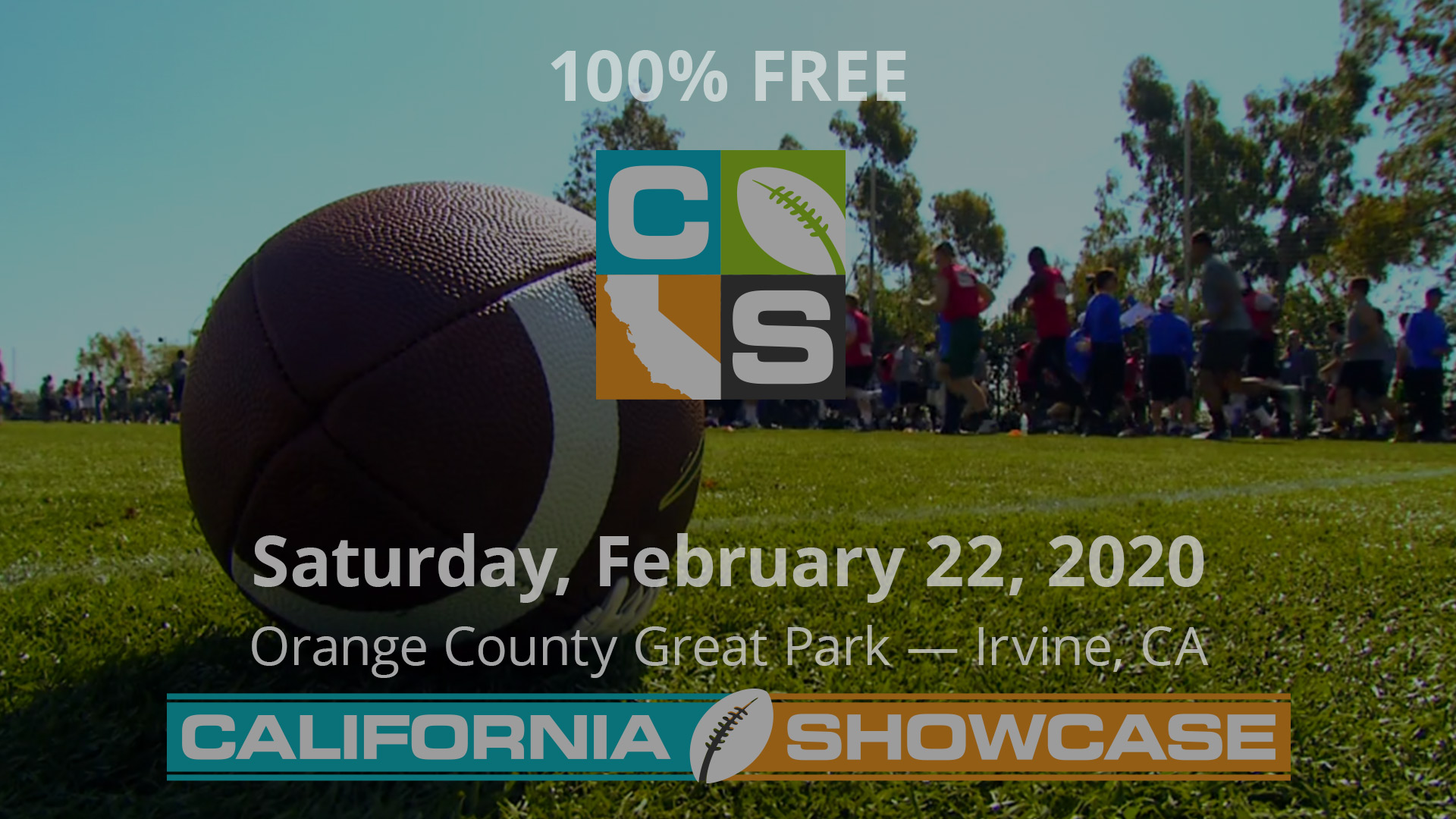 California Showcase Athlete Recruitment Video
